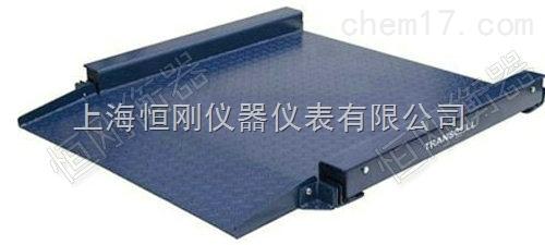 2000kg超低电子地磅秤 超低台面地磅电子秤