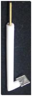 L型电化学用铂电极/L型铂电极