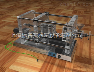 透明注塑模拟成型机(此款可加料模拟注塑)|模具专业实训室系列