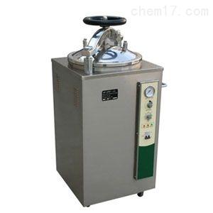 立式高压蒸汽灭菌器 外排气、指示灯、手轮型