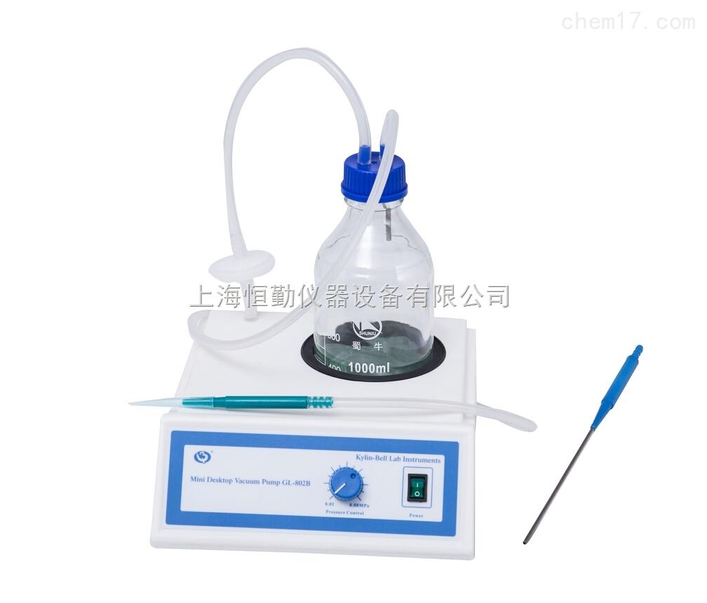 微型台式真空泵GL-802B