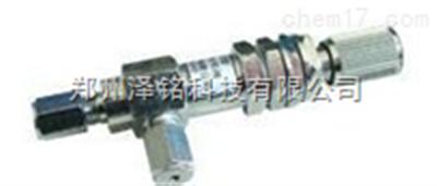 ZXF-03彩票仪针型阀/实验室不锈钢针型阀*