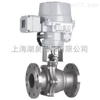 Q941F-40 电动高压球阀