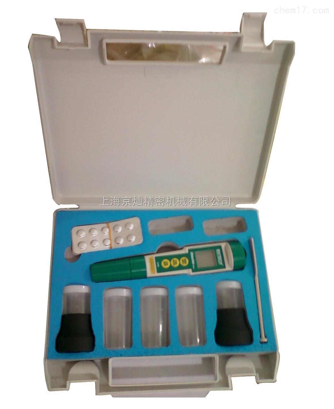 国产笔式余氯分析仪