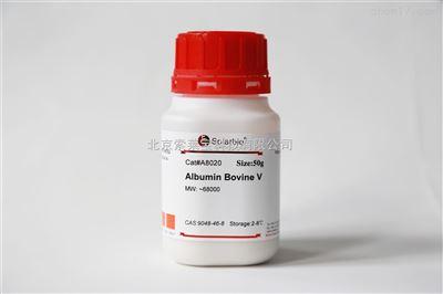 氨基酸与蛋白质 牛血清白蛋白 solarbio