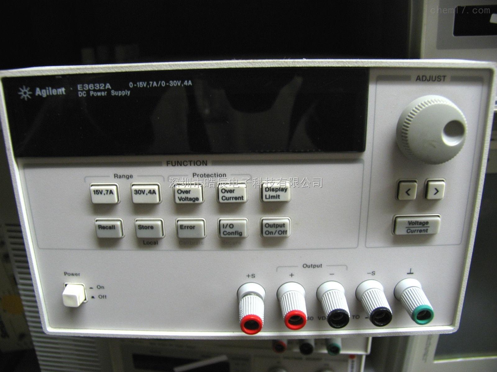安捷伦 e3632a 120w 电源