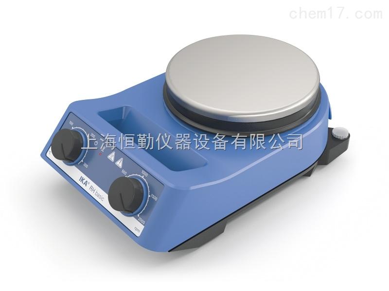 RH基本型加热磁力搅拌器套装