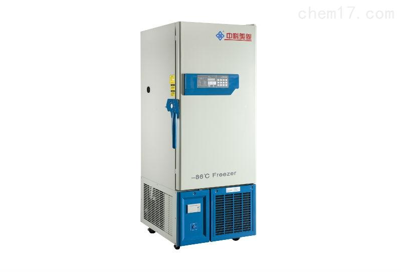 -86℃、DW-HL290型美菱超低温冰箱
