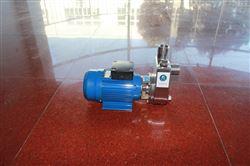 小型不锈钢耐腐蚀自吸泵