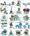 螺旋传动轴及轴彀配合(铝制教学模型)|机械教学模型