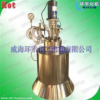 GSH-1L/12.5MPa304不锈钢反应釜厂家
