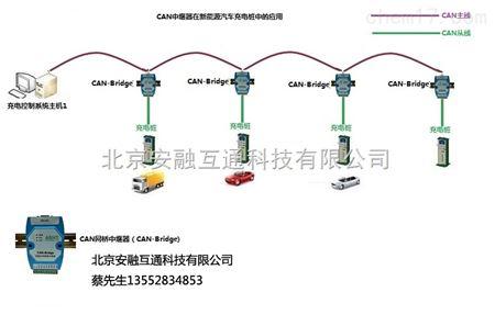 新能源汽车充电桩串联转换器
