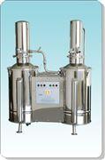 不锈钢电热重蒸馏水器DZ20C