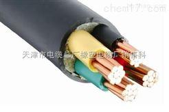 天津银顺牌阻燃电缆 ZR-YJV5*25价格
