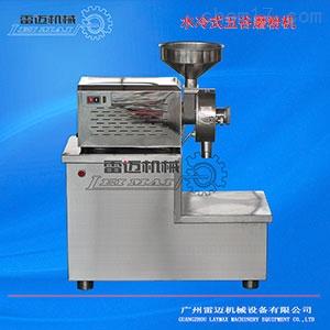 雷迈水冷式磨粉机真的能做到低温打粉吗?低温打粉五谷杂粮磨粉机有什么优势?