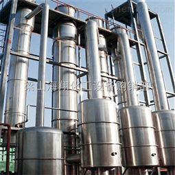 二手蒸发器介绍低价处理二手四效浓缩蒸发器