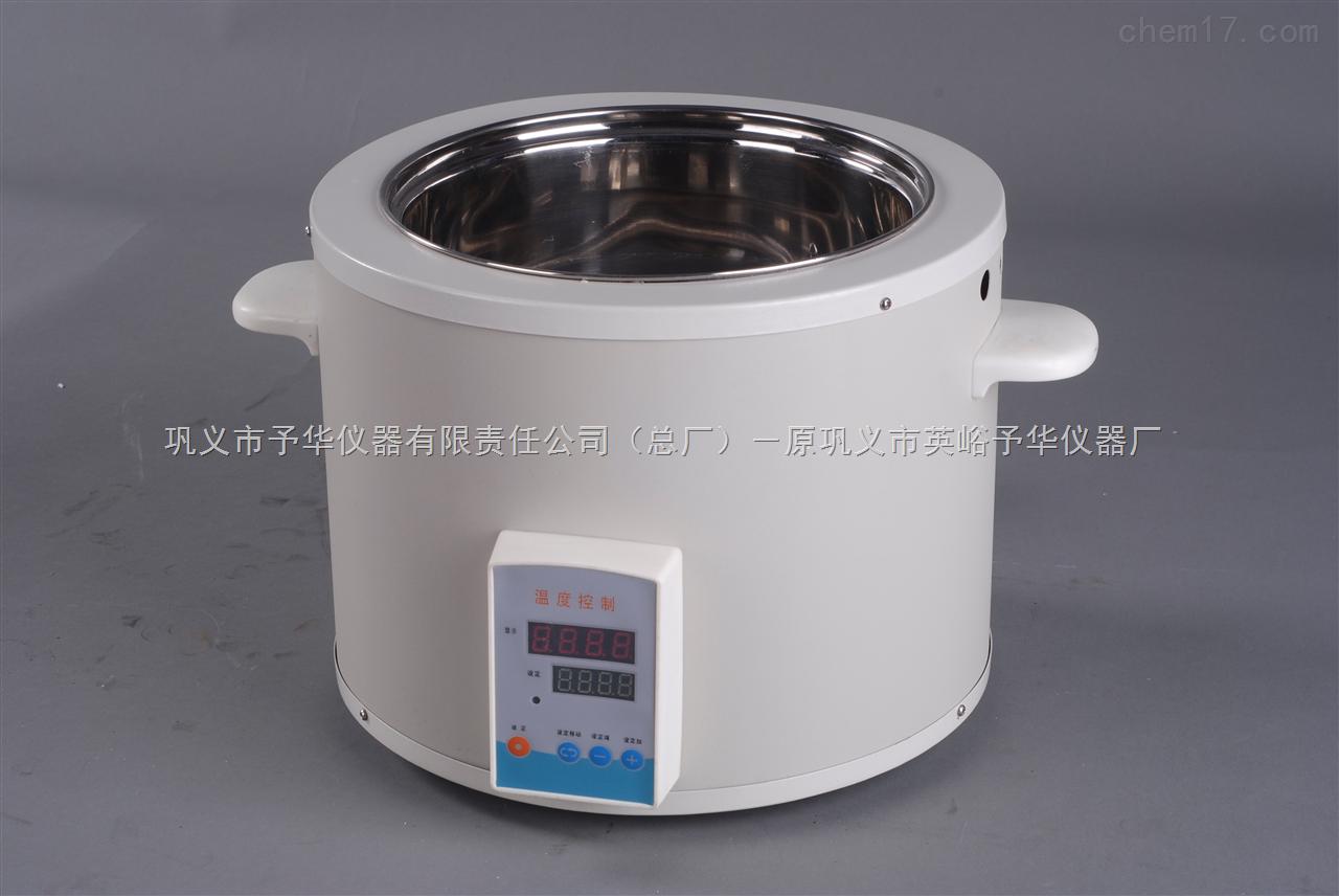 HH-ZK8双列八孔水浴锅,PID智能控温——巩义予华仪器