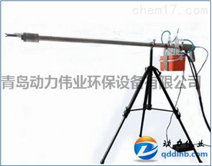 广东地区废气硫酸雾采样枪 铬酸雾采样枪采样中的注意事项
