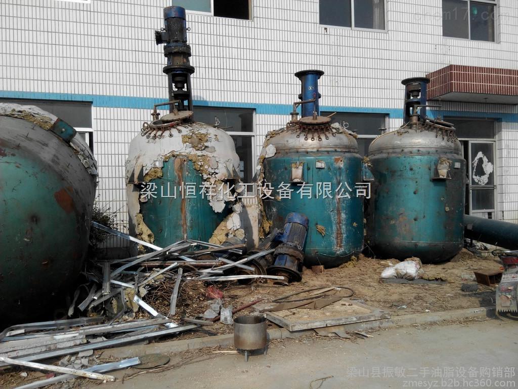 待温降后,再放出釜内带压气体,(1)装置地:反应釜应安装在符合防爆要求