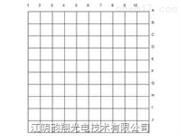 索引柵格透射分劃板