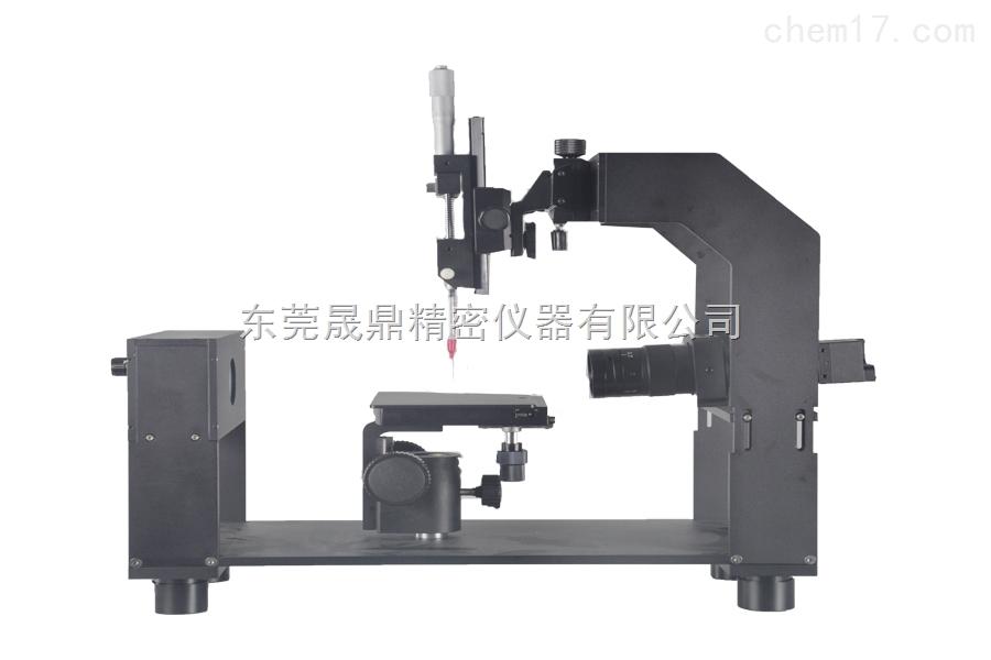 怎么测量粉末的接触角,SDC-100粉体接触角测量仪测试过程