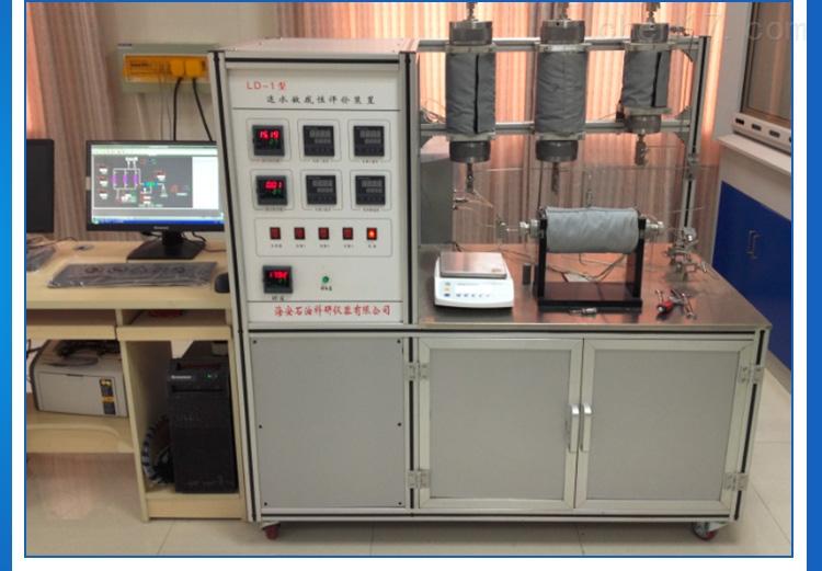 岩心敏感性流动实验装置