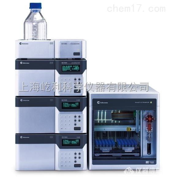 上海伍丰EX-1600 液相色谱仪 梯度系统