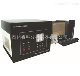 REK-20S紫外荧光硫含量测定仪