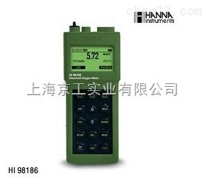 便携式溶氧仪HI98186