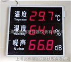 RC-HTZ5A温湿度噪音RC-HTZ5A,大屏幕声光报警RC-HTZ8B噪音显示仪 自动报警温湿度记录仪