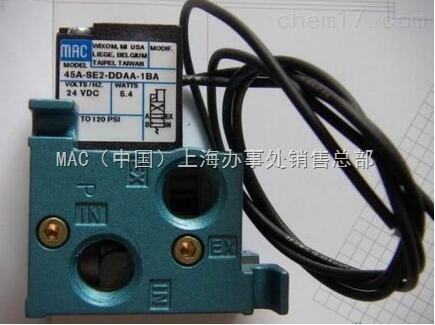 MAC空压电磁阀35A-AAA-DDCC-1BK特价销售