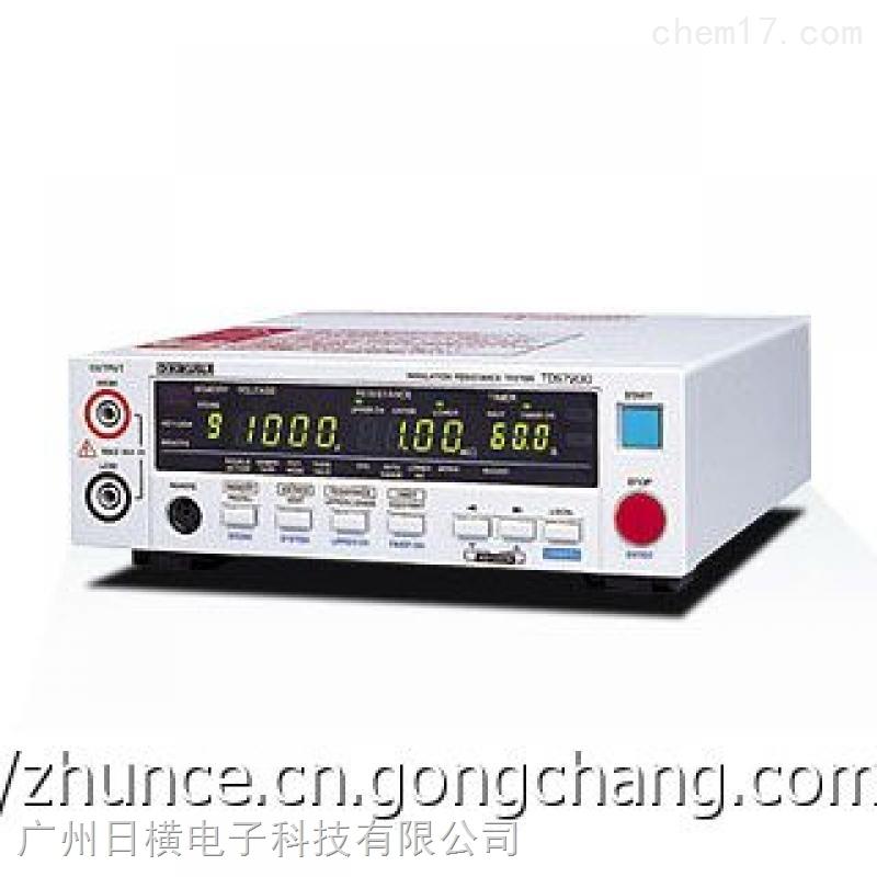 TOS7200绝缘电阻测试仪日本菊水KIKUSUI