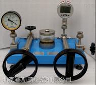 SD216台式手动水压源