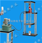 上海拉压测试架/5T手动液压型拉压测试架