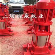 消泉泵业 XBD8.5/25G-GDL 立式单级消防喷淋泵消防增压泵消火栓泵