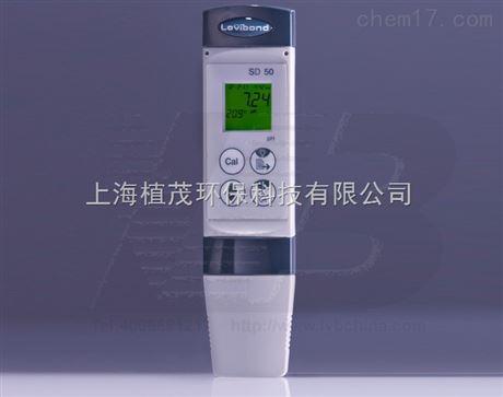 SD50 微电脑笔试酸度-温度测定仪