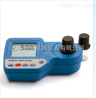 HI96733微电脑氨氮(HR)浓度测定仪