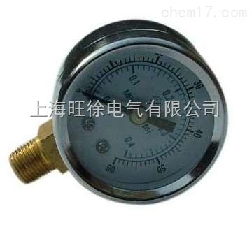 盒压膜片压力表