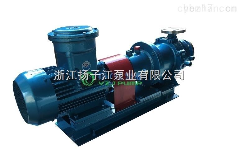 CQB-G高温型磁力驱动泵 高温保温磁力泵 型号齐全