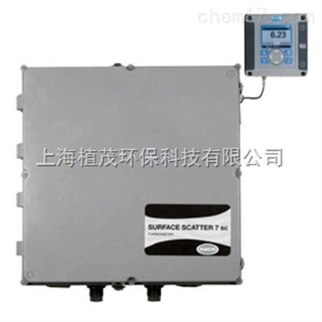 哈希Surface Scatter 7 sc高量程浊度仪