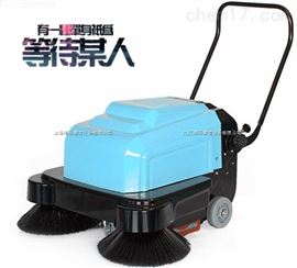新建廠房清掃用手推式掃地機