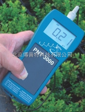 不锈钢电极土壤盐分速测仪
