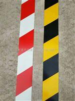 宽度200mm铁皮警示带,标准规格楼层警示带黑黄警示带价格
