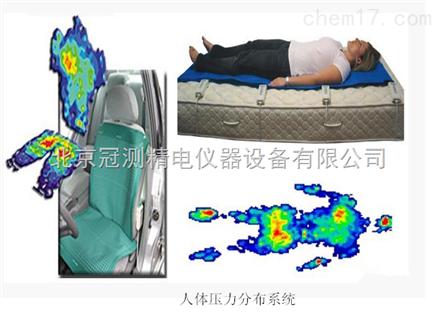 移动式体压分布测量演示系统