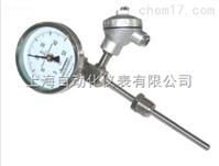 双金属温度计,带热电偶双金属温度计,温度计
