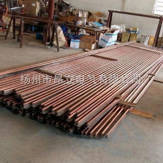 HxPnL-T滑线|滑线连接板|钢体滑触线