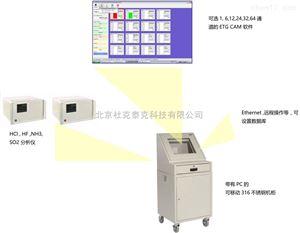 空气分子污染物监测系统