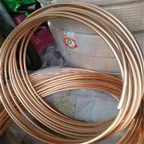 清远包塑紫铜管,脱脂紫铜管,医用紫铜管价格