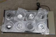 HHS-2-8数显水浴锅参数,专业双列八孔水浴锅规格