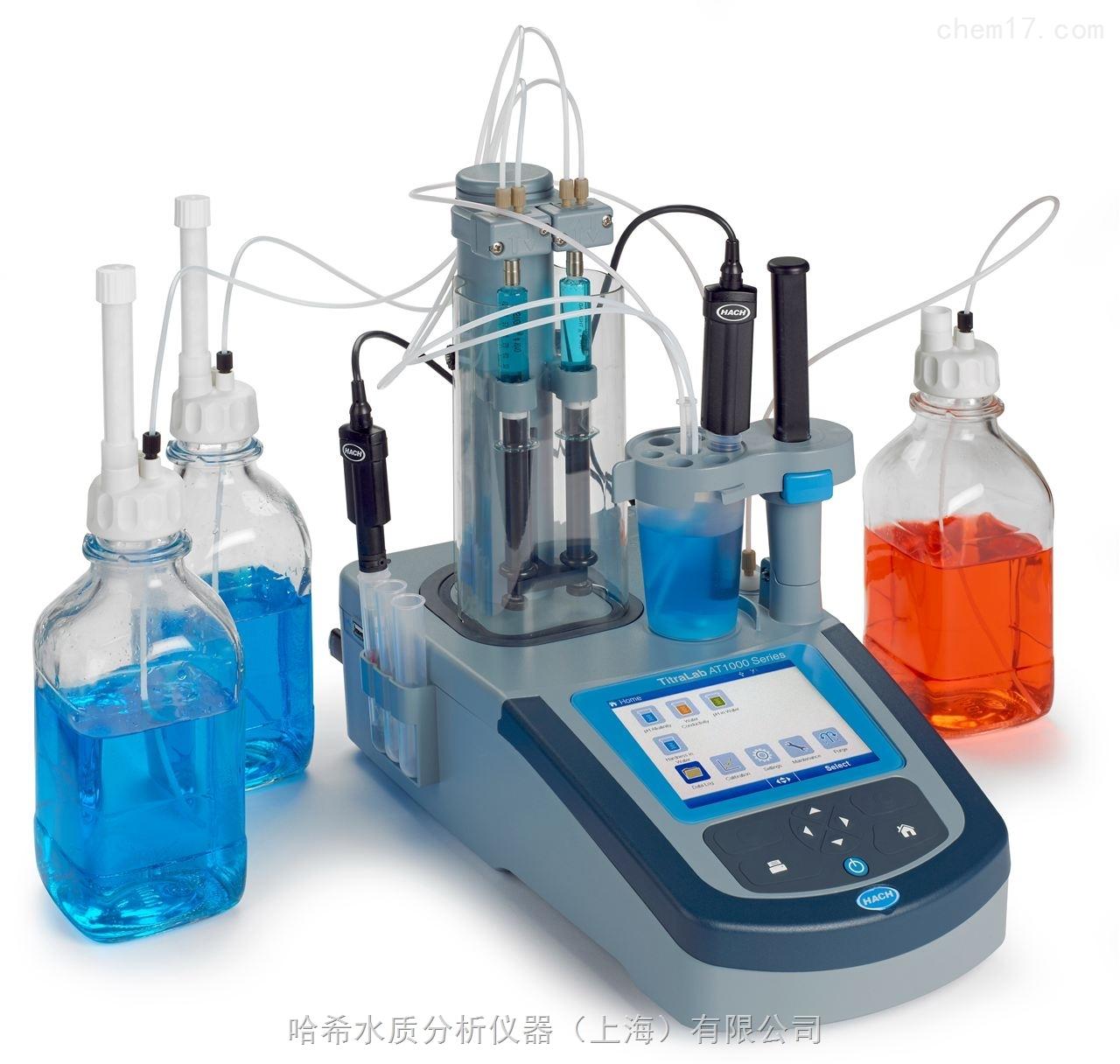 Titralab1000 系列自动电位滴定仪/水分仪